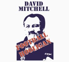 David Mitchell - Football Hooligan by avallach