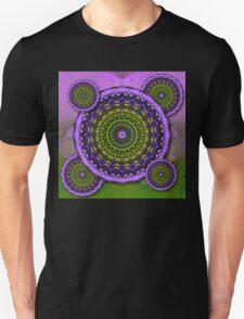 Floral Kaleidoscopes T-Shirt
