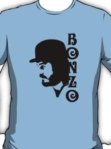 SOLID BLACK BONZO T-Shirt