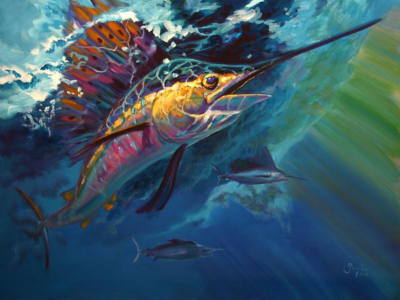 """Full Sail"" by Mike Savlen"