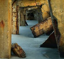Modern Ruin by Jon Staniland