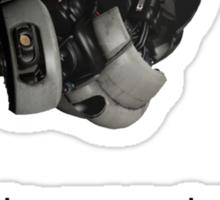 GLaDOS (Portal 2) Sticker