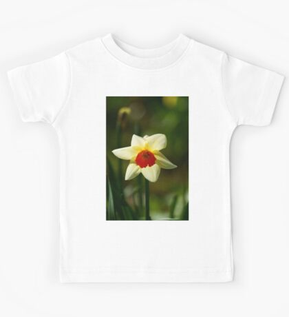 Backlit Narcissus Kids Tee