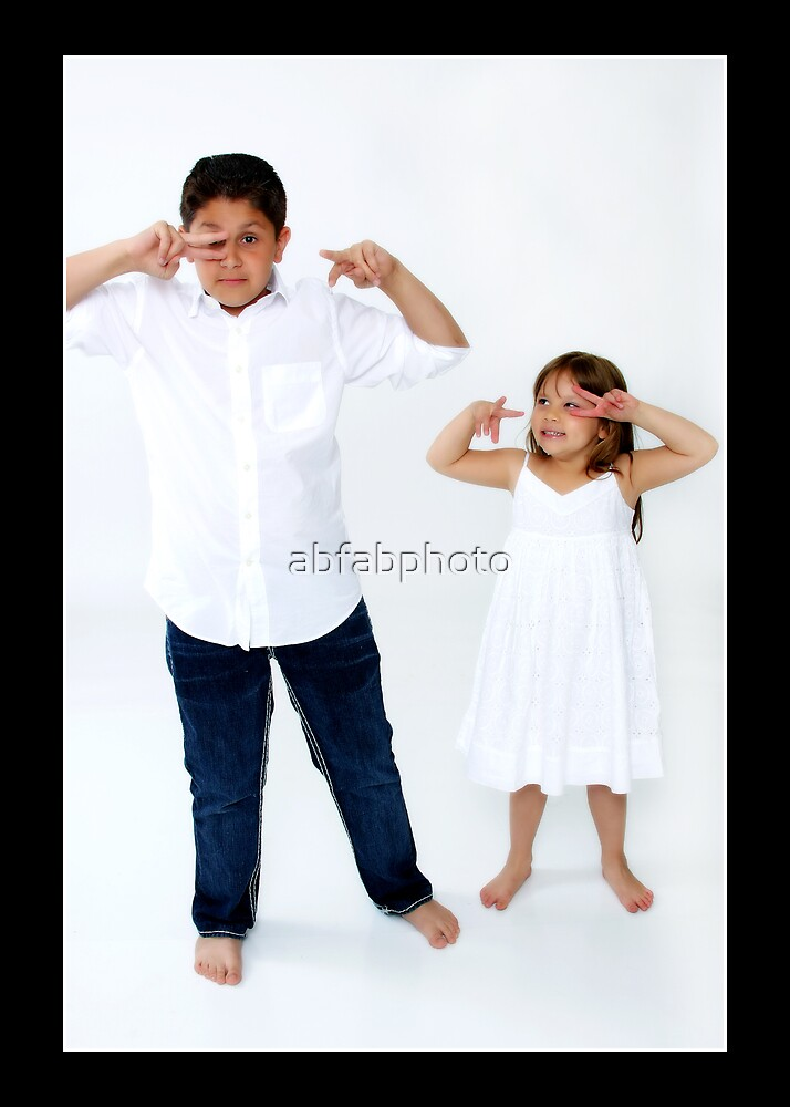 Justin & Kaylie Boogie Down by abfabphoto
