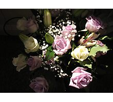 Floral display Photographic Print