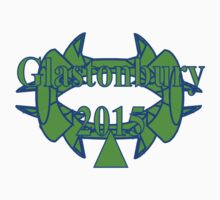 Glastonbury 2015... MYT - (Meet-You-There) new T (z) by CARIDIGM