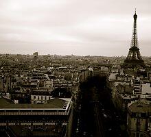 Paris by jordanjamieson