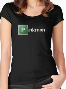 Pinkman - Breaking Bad Shirt Women's Fitted Scoop T-Shirt