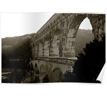 Pont-du-Gard Poster