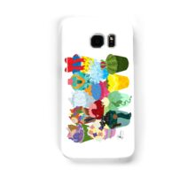 The Princess Cupcake Collection II  Samsung Galaxy Case/Skin