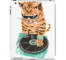 Scratch Master Kitty Cat iPad Case/Skin