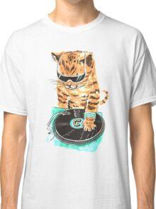 Scratch Master Kitty Cat Classic T-Shirt
