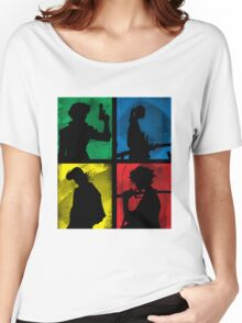 Watanabe's Classic Main Characters Women's Relaxed Fit T-Shirt