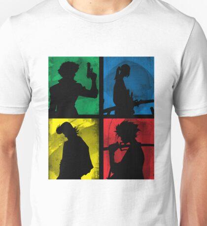 Watanabe's Classic Main Characters Unisex T-Shirt