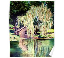 The Weeping Willow Tree Poster