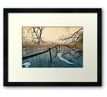 Freezing Fog - Brotherswater. UK Framed Print
