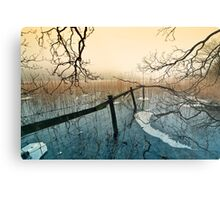 Freezing Fog - Brotherswater. UK Metal Print