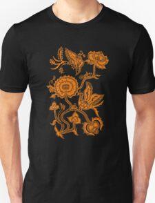 Chinese Bird & Flowers T-Shirt