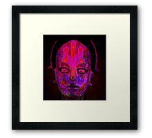 Metropolis Machina Framed Print