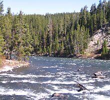 A River runs thru by justcruzin
