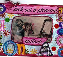 Pick Out A Pleasant Outlook(Put On A (Happy) Face) by RobynLee