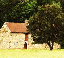 Chadds Ford Mill by Polly Peacock