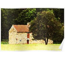 Chadds Ford Mill Poster