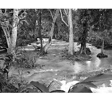 Jamaica Dunn Falls Photographic Print