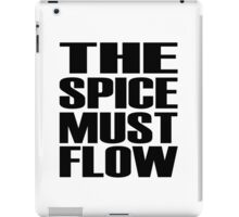 The Spice Must Flow iPad Case/Skin
