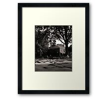 Disrepair Framed Print