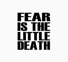 Fear is the little-death Men's Baseball ¾ T-Shirt