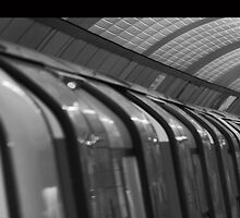 MIND THE GAP by Gilad