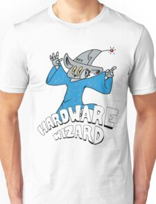Hardware Wizard Unisex T-Shirt
