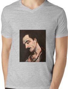 Kahlil Gibran Mens V-Neck T-Shirt