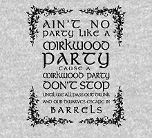 Mirkwood Party (black text) Hoodie