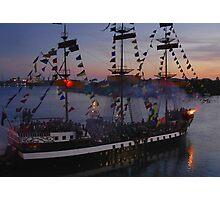 Pirate Invasion Photographic Print