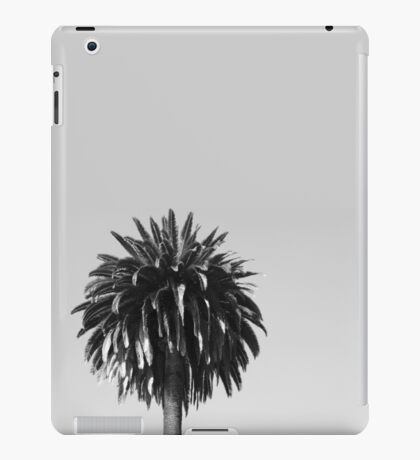 Soldout For The Shade Of The Palm Tree iPad Case/Skin