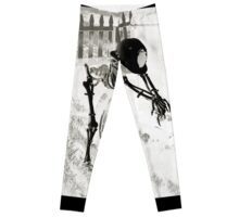 Working to the Bone Leggings