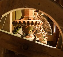 Mill at Little Buffalo by Steve  Bootay