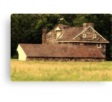 Andrew Wyeth's Old Homestead Canvas Print