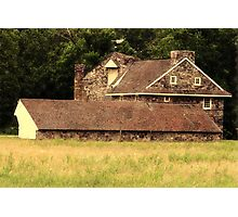 Andrew Wyeth's Old Homestead Photographic Print