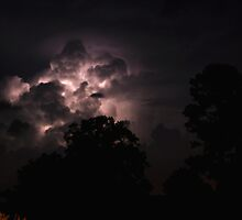 Angry Clouds (Kiah Aquino) by Joel Aquino
