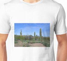 Saguaro Charm Unisex T-Shirt