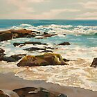 """Low Tide"" by Barry Kadische"