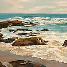 """""""Low Tide"""" by Barry Kadische"""