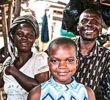 Market life by girlonsafari