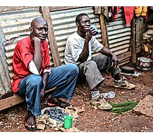 Break time Photographic Print