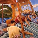 Fishers of men by Lito Yonzon
