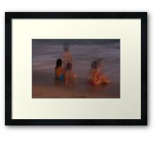 A Time to Every Season Framed Print