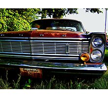 Lost Galaxie Photographic Print